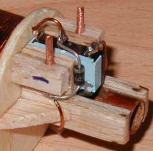 Все, что Вам теперь нужно, - это простая схема для подключения батареи к coilgun.  Схема ниже показывает различные...